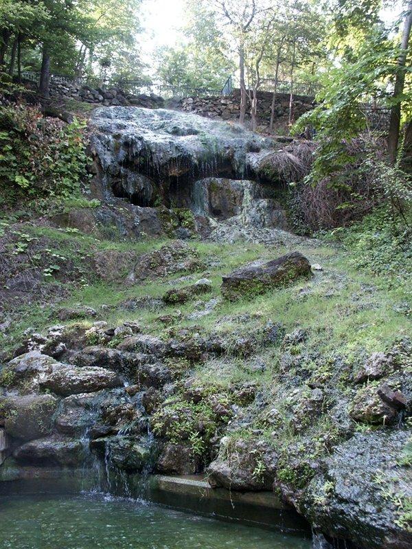 Natural Springs Water Park South Dakota