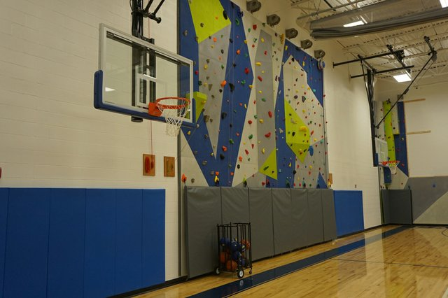 Portion of the gym climbing wall.jpg