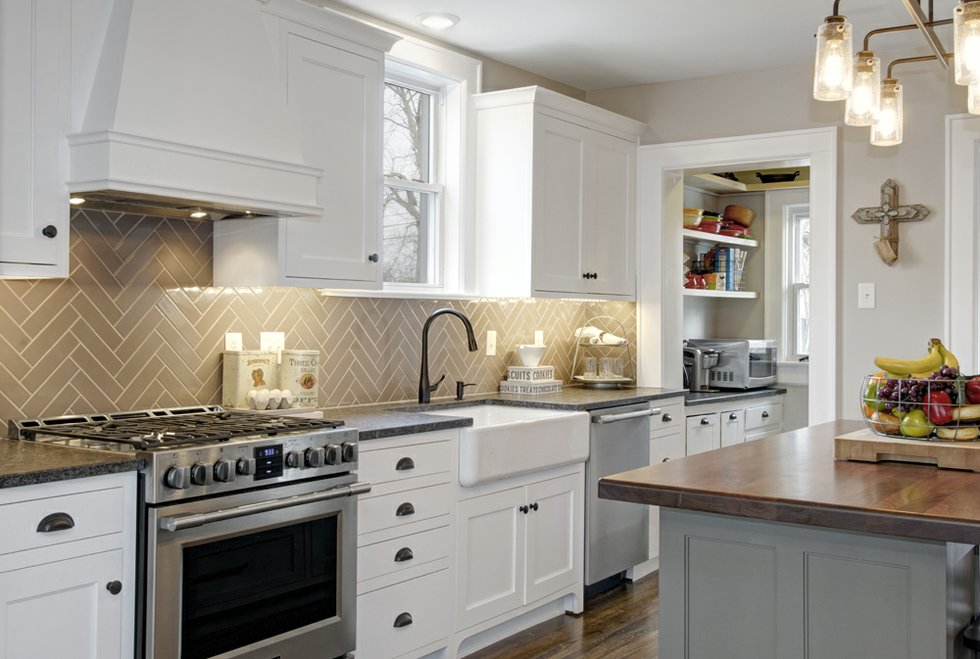 Kitchen Remodel Was What Growing Ua Family Needed