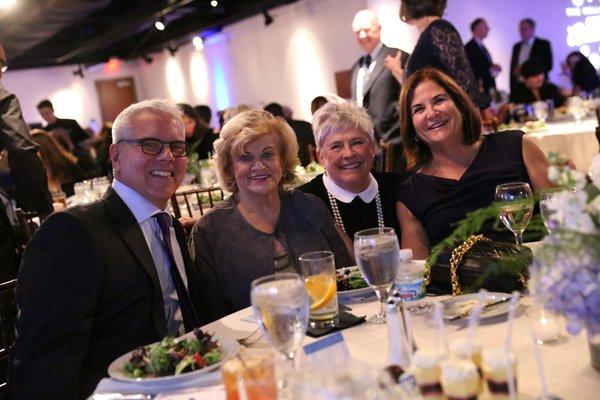 Doug Aschenbach, Lorraine Thomas, Ginny Trethewey, Pam Farber.jpg