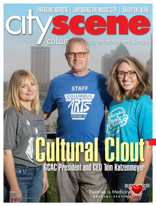 CityScene June 2017 Cover