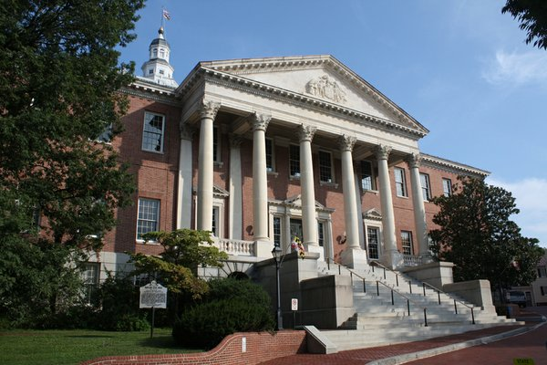 Maryland State House Front View.jpg