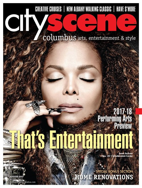 CityScene August 2017 Cover
