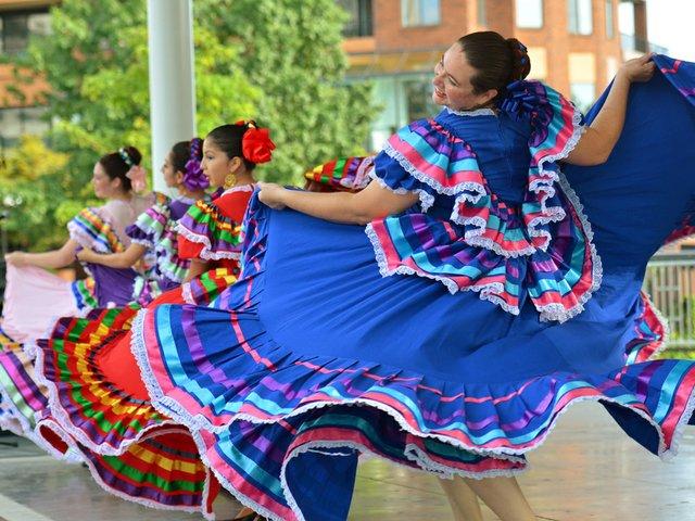 Festival Latino Columbus Ohio