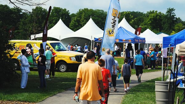 EcoFest 2016 Tents and People.jpg