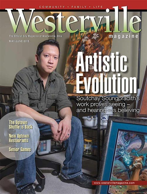 Westerville May 2015 Cover