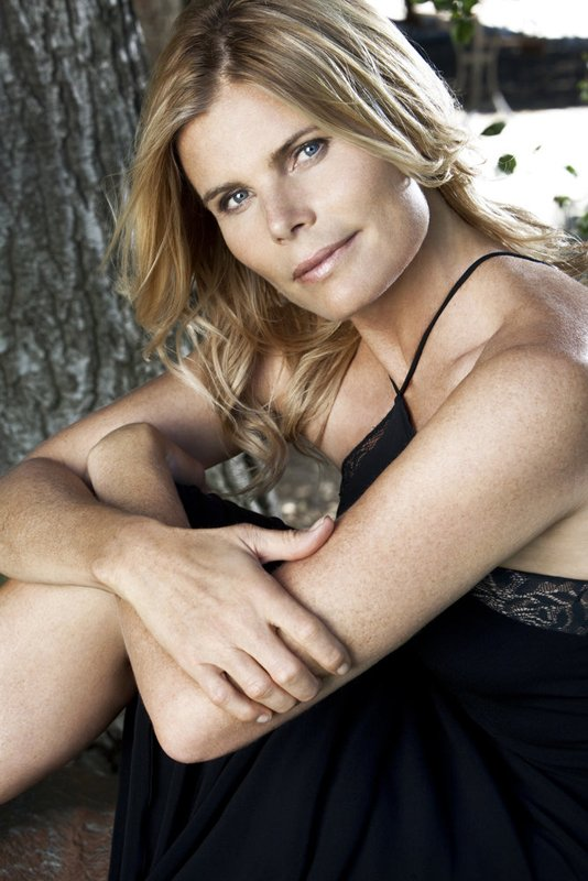 At Home With Mariel Hemingway, Her Boyfriend Bobby Williams And