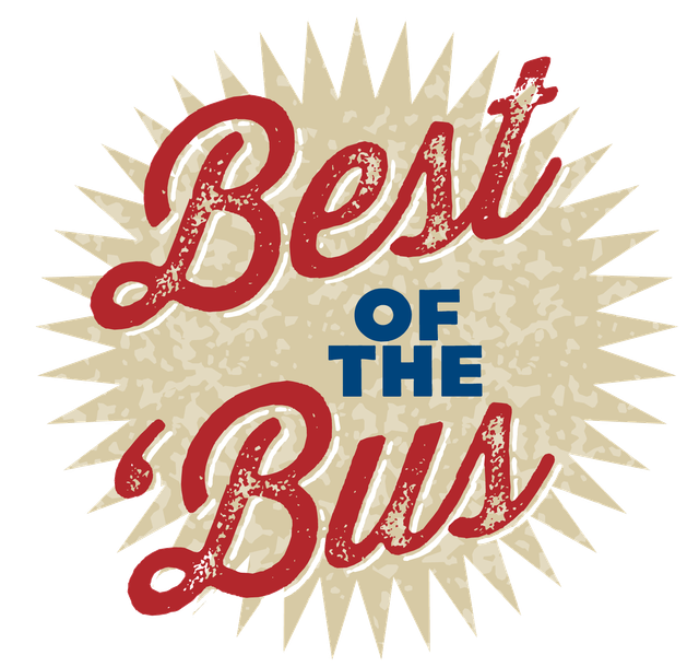 Best of the Bus 2017 - Starburst