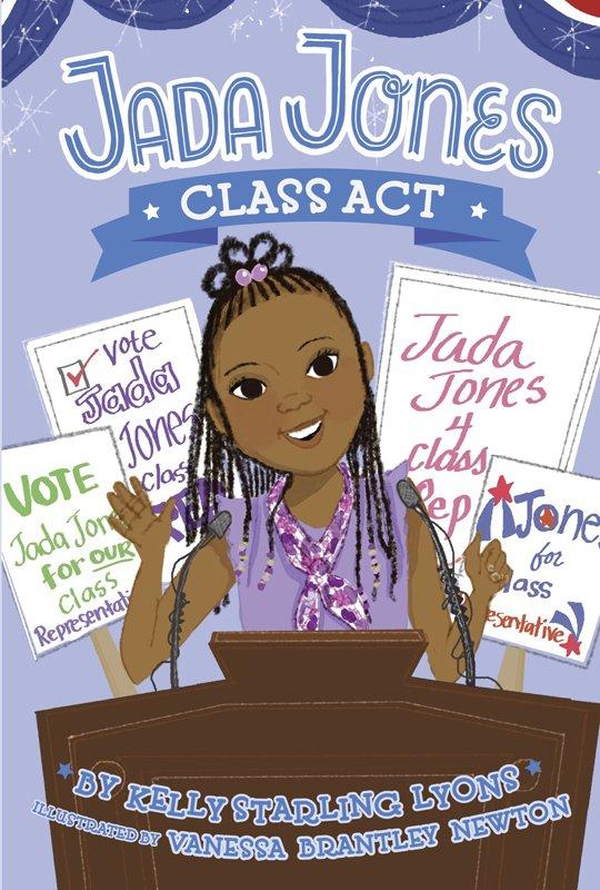 Class Act by Kelly Starling Lyons & Vanessa Brantley-Newton.jpg