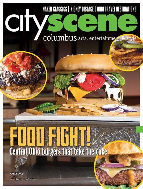 CityScene March 2018 cover