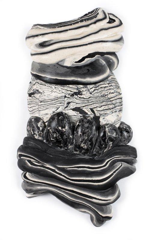Untitled Form 7, Melissa Vogley Woods, scagliola, 2017.jpg