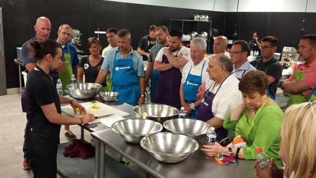 Corporate Team Building Event Knife Skills Demo.jpg