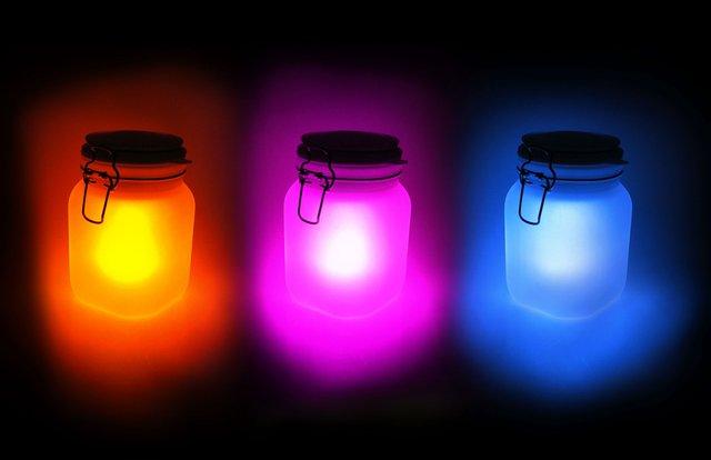 Jar Light, Jar Bright*