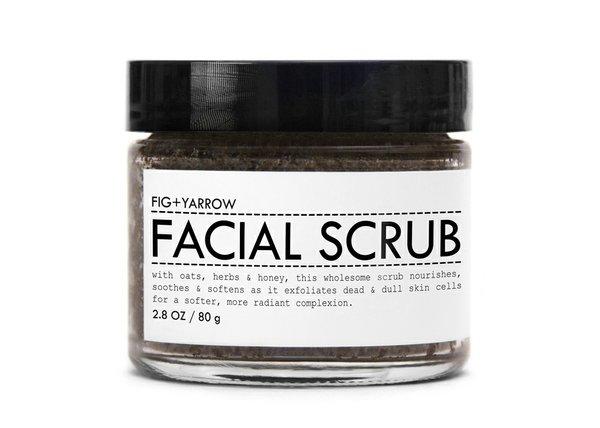 Fig + Yarrow Facial Scrub