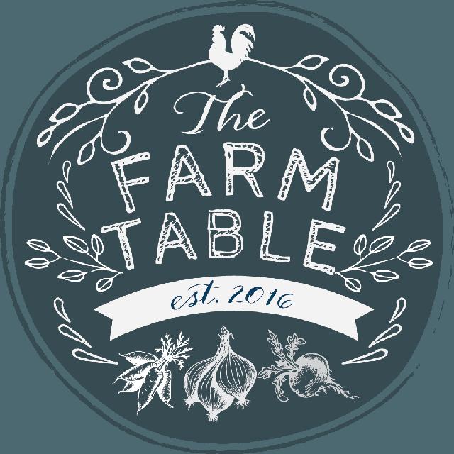 The Farm Table on 62