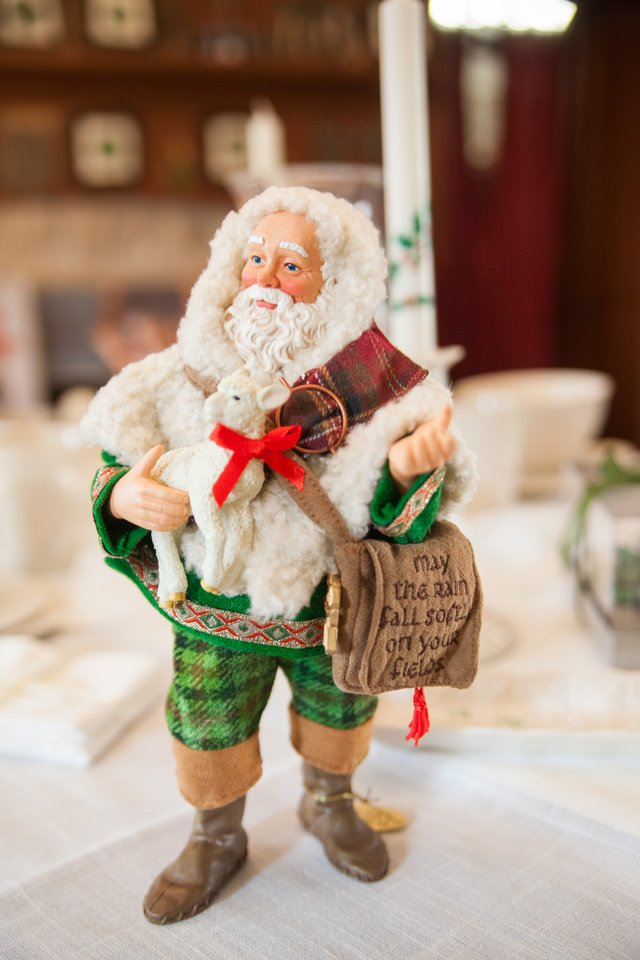 Irish for Christmas