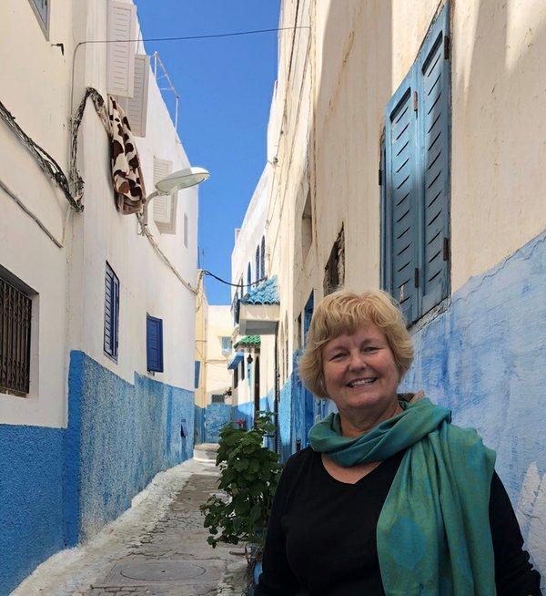 Me in the Moorish section of Rabat.jpg