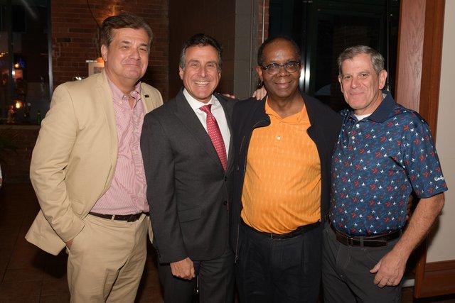Don DePerro, Bruce Soll, Larry James, Lt. Gen. Michael Ferriter.jpg