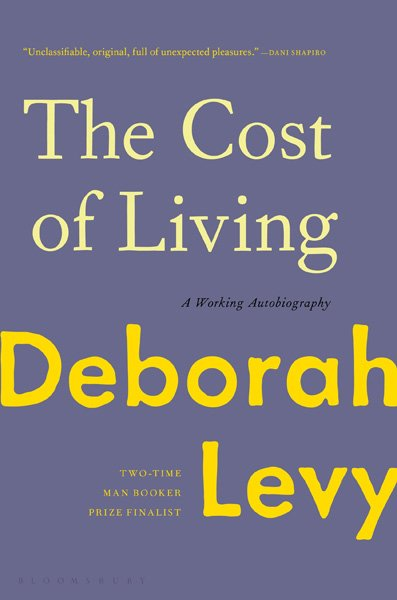 The Cost of Living - A Working Autobiography.jpg