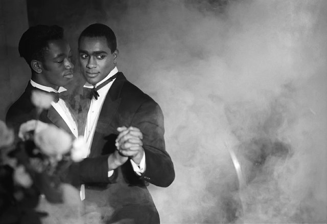 CMA Isaac Julien_ Isaac Julien Pas de Deux No. 2 (Looking for Langston Vintage Series) 1989 2016. Courtesy of the artist and Jessica Silverman Gallery (1) (002).jpg
