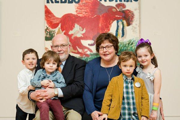 William, George, Alan and Peggy Scantland; Marco Littleton; Madeleine Scantland - Photo by Emma Parker.jpg