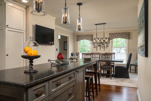 Island & Dining Room_Upper Arlington OH_Transitional Farmhouse kitchen_The Cleary Company_Remodel Design Build_Columbus OH_Hi-Res (6).jpg