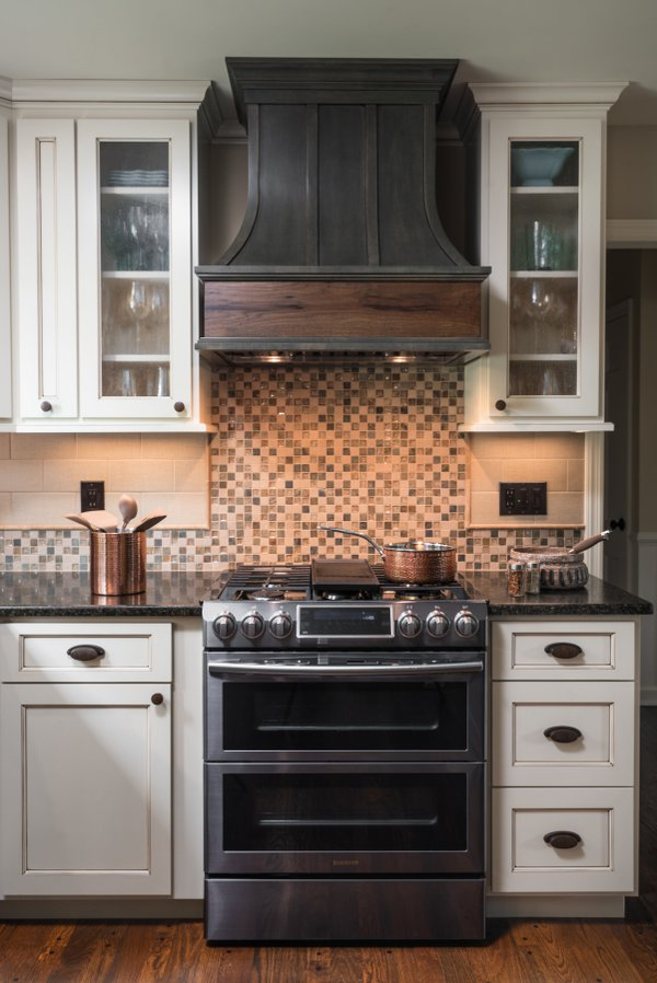 Range with custom Hood_Upper Arlington OH_Transitional Farmhouse kitchen_The Cleary Company_Remodel Design Build_Columbus OH_Hi-Res (5).jpg