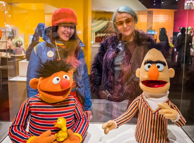 Ernie and Bert from Sesame Street - Nat Seymour.jpg
