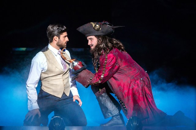 Jeff Sullivan and Conor McGiffin in Finding Neverland_Credit Jeremy Daniel_IMG_1374.jpg