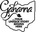 GAHANNA T-SHIRT BLACK