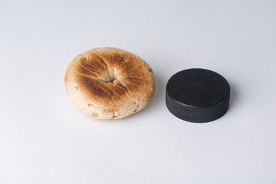 1 Serving of Grains = Hockey Puck