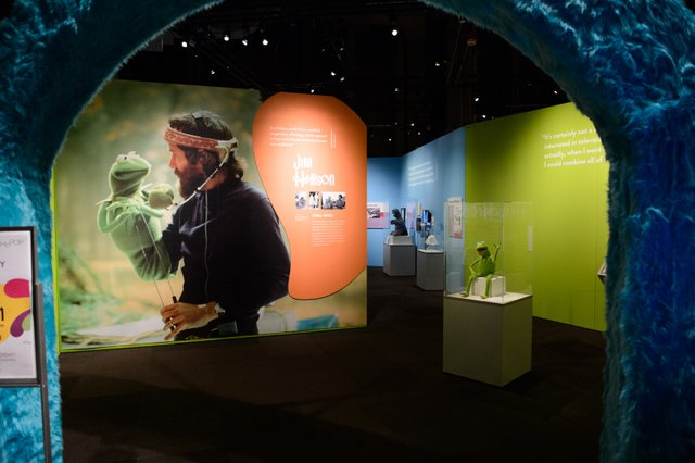 Entry to The JIm Henson Exhibition, Imagination Unlimited - Jim Bennett.jpg