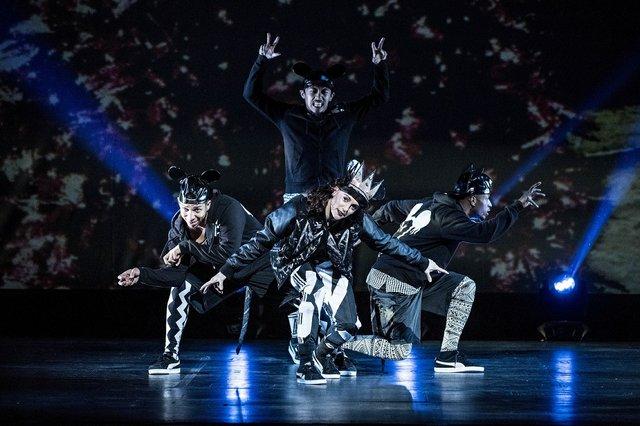 Hip Hop Nutcracker - Dolby Theatre - November 17, 2017
