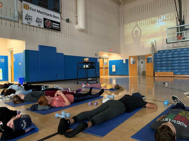 On a Fitness Friday, Edison Intermediate & Larson Middle School students have the option of working out in the Grandview Heights High School Health and Wellness Center or participati.jpg