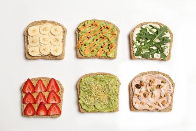 Zest Juice Co. Toasts - Fluffernutter, Chipotle Avocado, Spring Veg, The Classic, Avocado Parmesan, The Classic.jpg