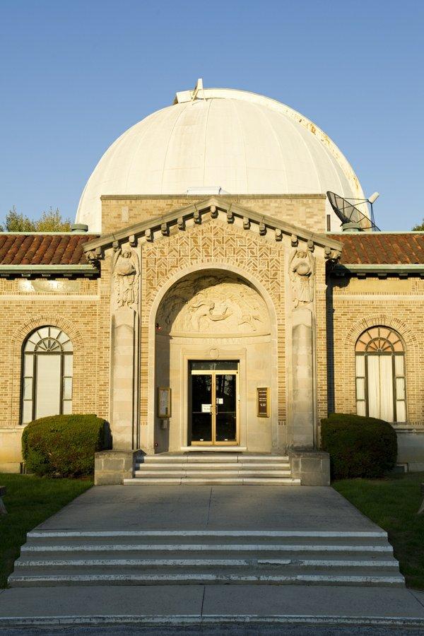 Ohio Wesleyan University, Perkins Observatory.jpg