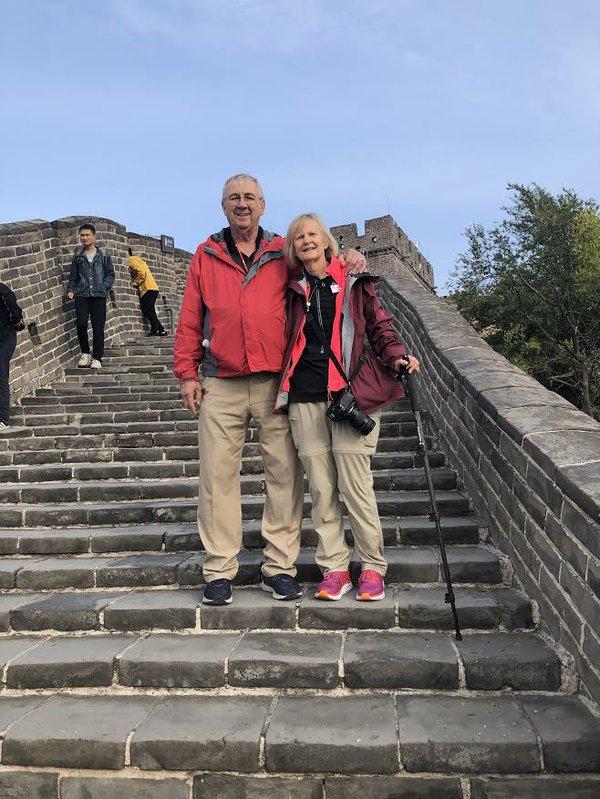 Al and Sharon DuBois in China.jpeg