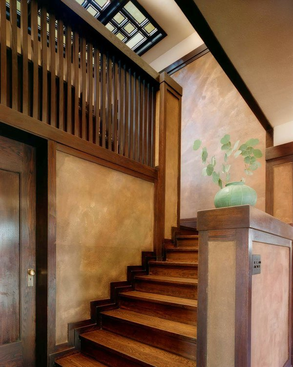 remod28. The Westcott House. Main Staircase. Photo by Brad Feinknopf..jpg