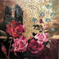 onviewMarcia Evans Gallery. Roses by Veena Bansal.jpeg