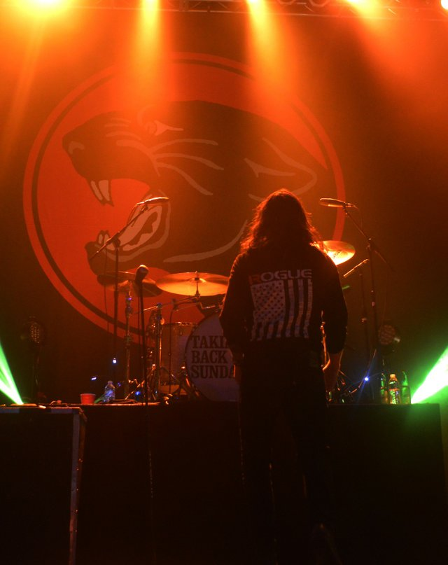 Taking Back Sunday closes out the night