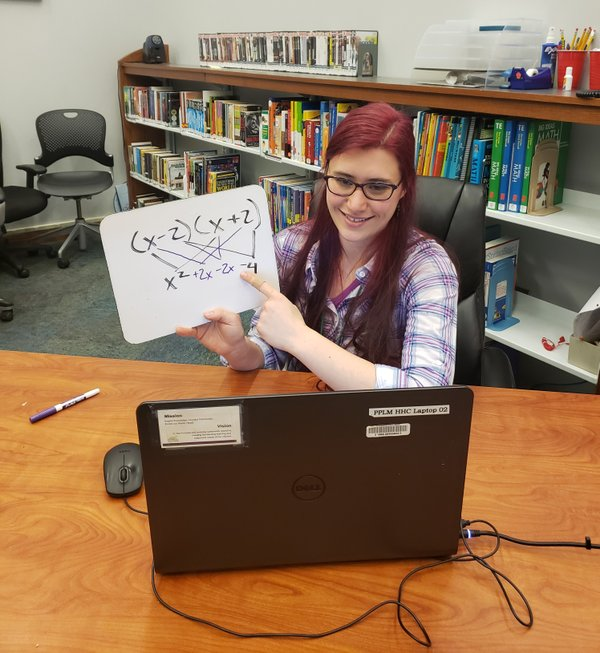 PPLworking with a student in the virtual HHC.jpg