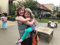 Mom with kindergarten student Zoe Taylor, now has Zoe in COG.jpeg