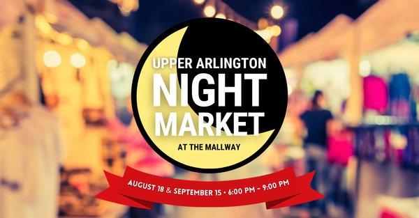 Polaris Night Market Facebook Cover