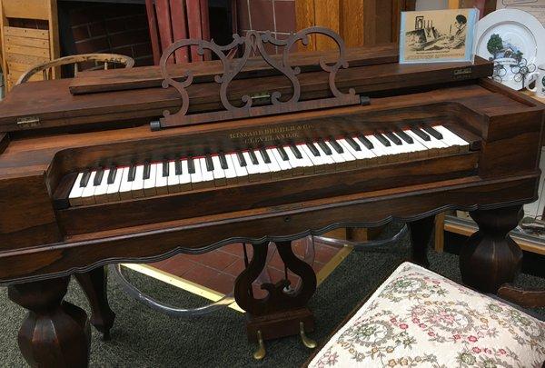 Museum's Melodeon Organ.JPG