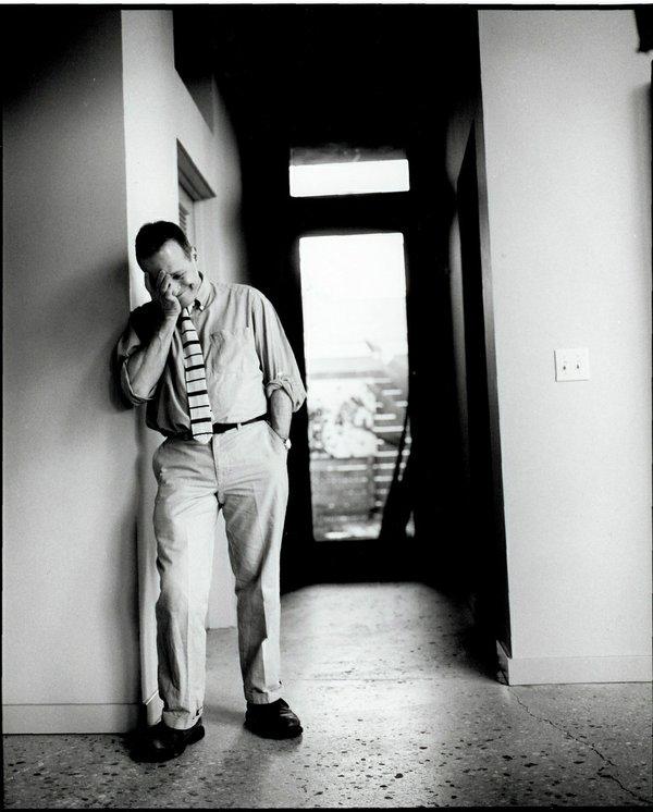 David Sedaris laughing CREDIT Anne Fishbein.jpg