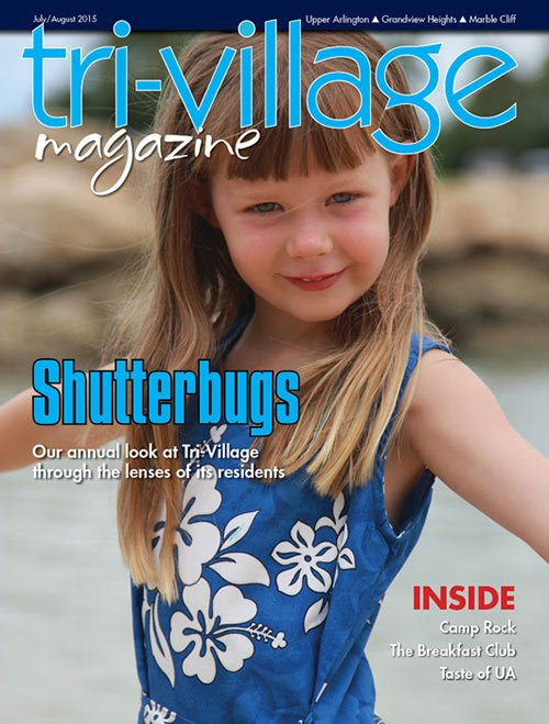 Tri-Village Cover July August 2015