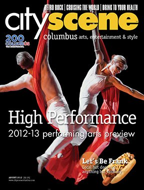 City Scene Cover August 2012
