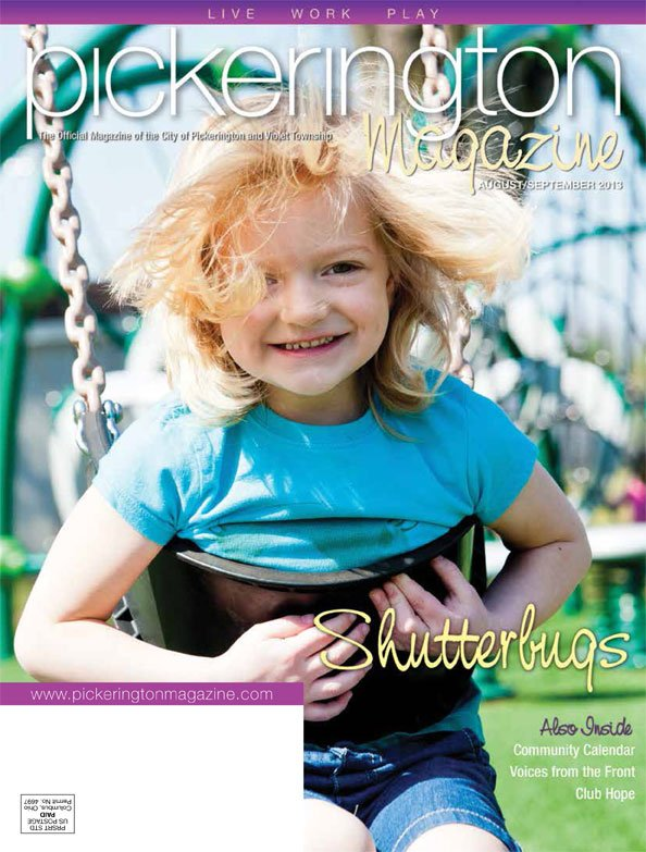 Pickerington Cover August 2013