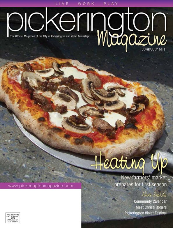 Pickerington Cover June 2013