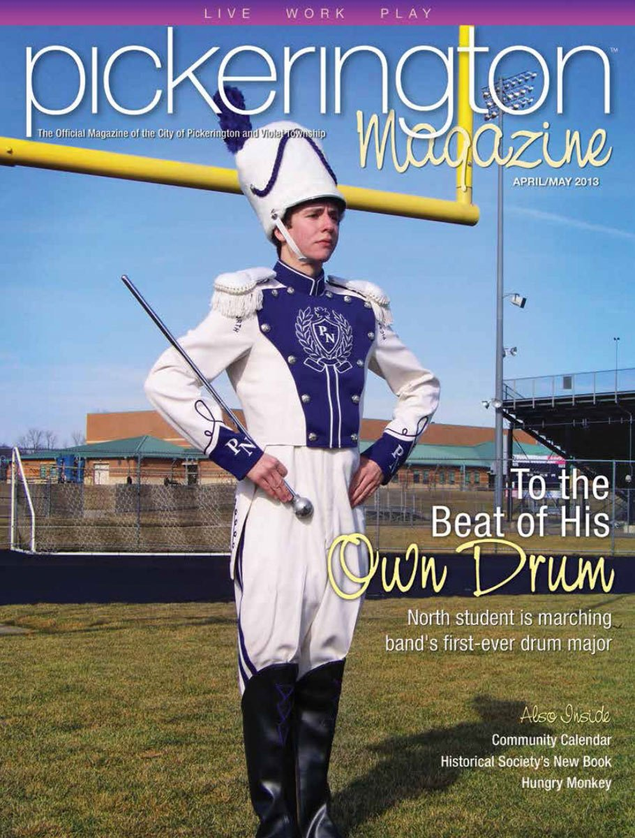 Pickerington Cover April 2013